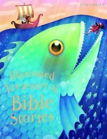 Illustrated treasury Bible Stories