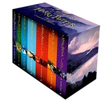Harry Potter The complete collection (7 books)