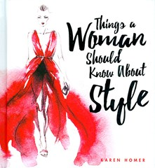 Things a Woman Should Know About Style