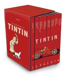 Adventures of Tintin /box/