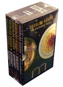 Hitchhiker´s Guide to Galaxy Boxset