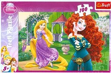 Puzzle 100D Disney Princess