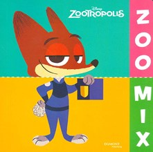 Zootropolis - Zoo mix