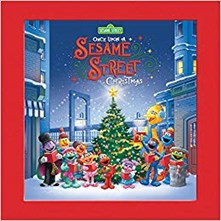 Once upon a Sesam Street christmasOnce upon a Sesa