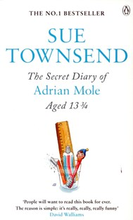 The Secret diary of Adrian Mole aget 13 3/4