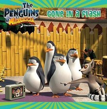 Penguins of madagascar - Gone in a flash