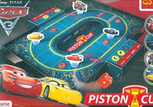 Hra Piston Cup Cars 3