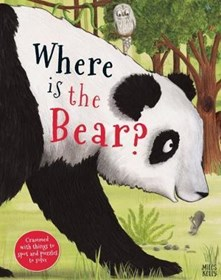 Where is the bear?