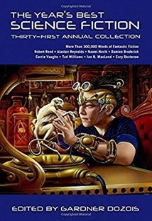Year's best Science Fiction 31st annual collection