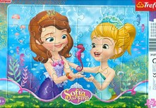 Puzzle 30D Sofia the First