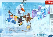 Puzzle 30D Olaf's Adventure