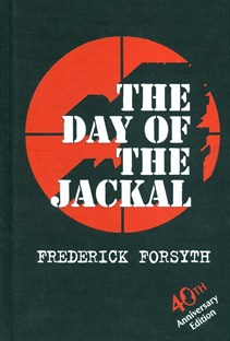 Day of the Jackal (40th anniversary edition hardcover)