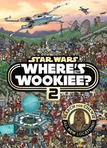 Star Wars Where's Wookie 2