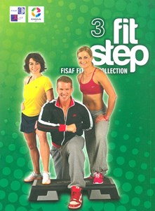 DVD Fit step