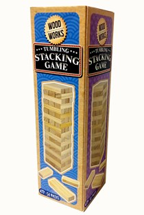 Hra Tumbling Stacking game