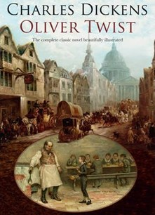 Oliver Twist Hardcover Illustrated