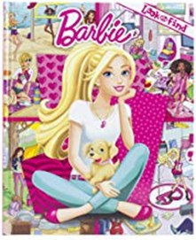 Look and Find Barbie
