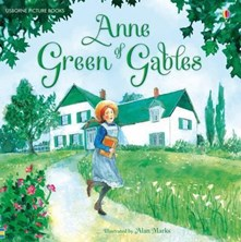 Anne of Green Gables (Usborne edition)