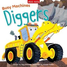Busy Machines Diggers