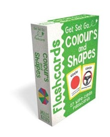 Flashcards Colours and shapes