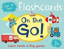 Lots to spot Flashcards on the Go!