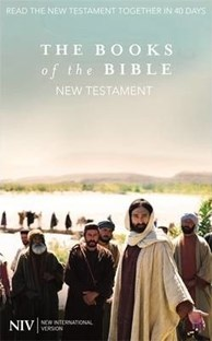 Books of the Bible: New Testament
