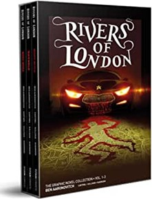 Rivers Of London (Graphic Novel Collection Vol. 1-3)