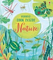 Usborne Look Inside - Nature