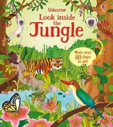 Usborne Look Inside - Jungle
