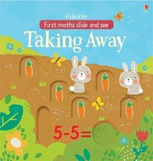 Taking Away (Usborne slide and see book)