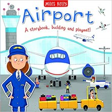Airport - A story book, building and playmat!