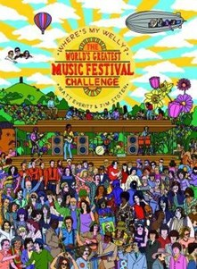 Where's my Welly? ~ World's greatest music festival challenge