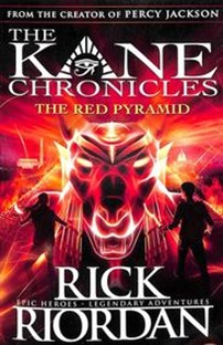 The Kane Chronicles 1: Red pyramid