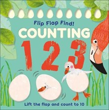 Flip Flap Find! Counting 1 2 3