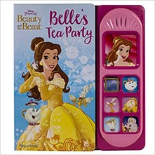 Beauty and the Beast: Belle's Tea Party