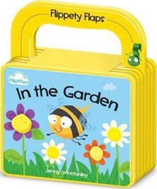 Flippety Flaps: In the garden