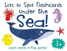 Lots to spot Flashcards Under the sea!