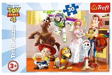 Puzzle 30D Toy Story 4