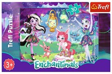 Puzzle 30D Enchantimals