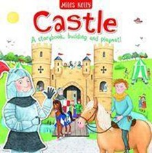 Castle : A storybook, building and playmat!