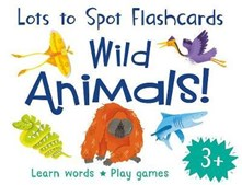 Lots to spot Flashcards Animals!